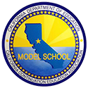 ca dept. education model school logo